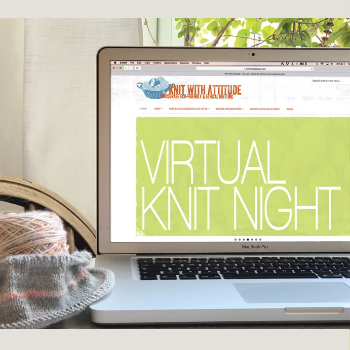 Regular Virtual Knit Nights