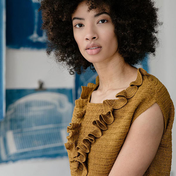 Test Knit Open - Knitting With Attitude