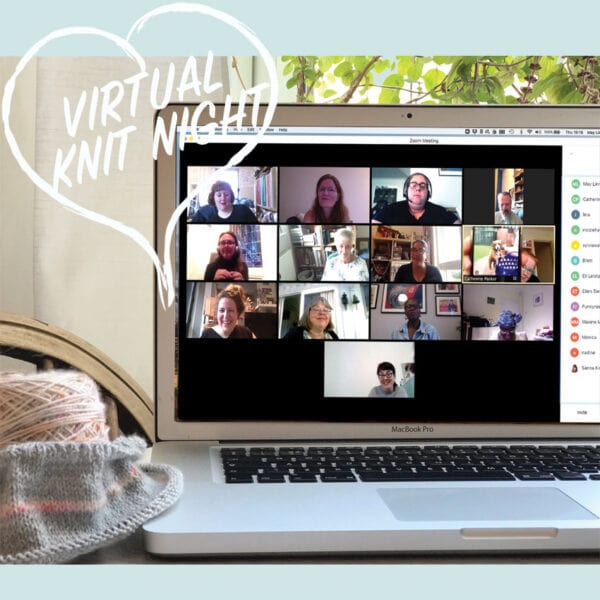 Virtual Knit Night October 15th
