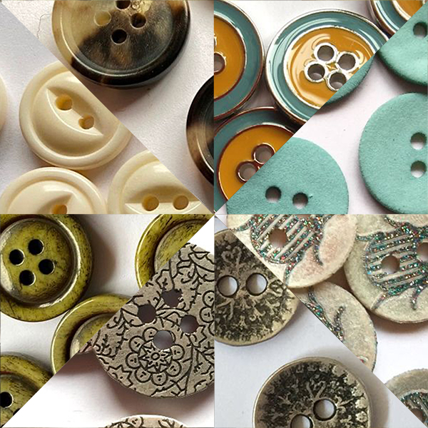Introducing Buttons from Textile Garden