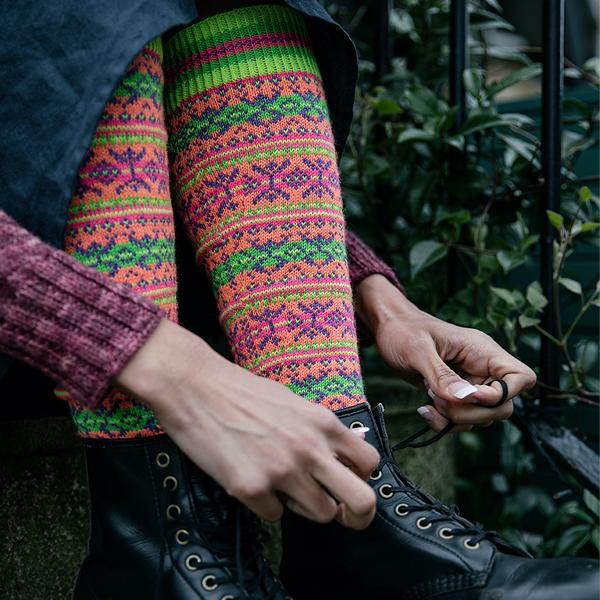 Sockitude by Julie Dubreux