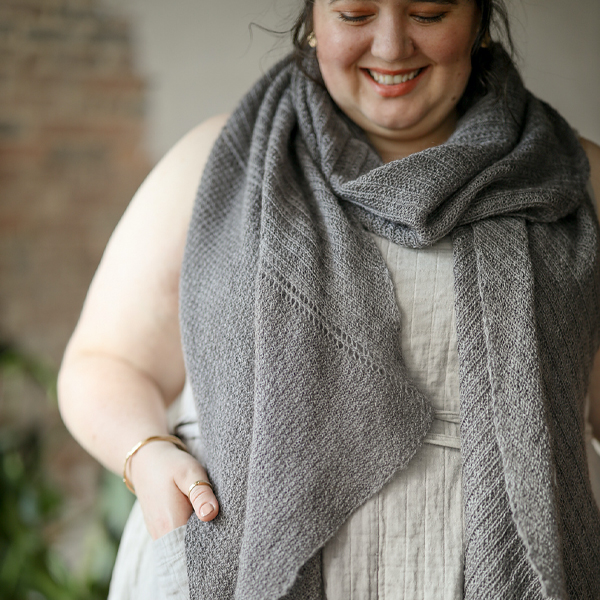 The Elsom shawl